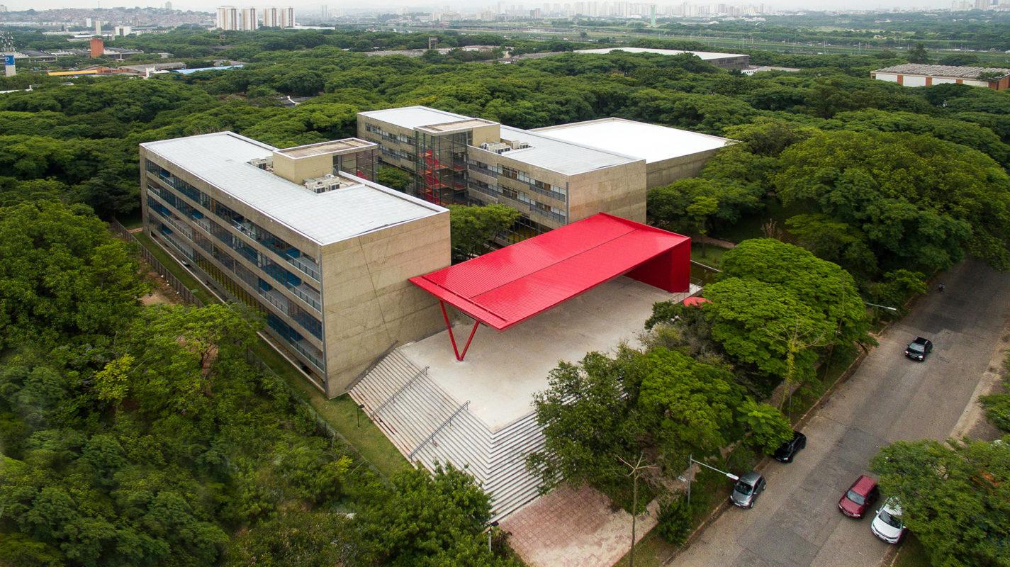Centro de Difusão Internacional da Universidade de São Paulo - São Paulo, Brazil